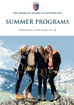 2019 Summer Program Catalog